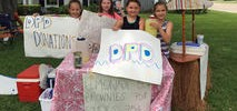 Lemonade Stand for Dallas Police