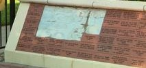 Vandals Remove Bricks From Livermore War Memorial