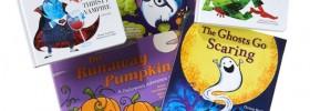 Halloween Hardcover Books 5pk $24.99 Today (10/3)