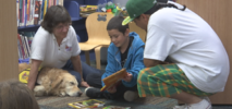 Richmond Reading Program Pairs Pups With Young Readers