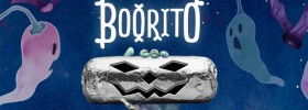 Chipotle Boorito - $3 from 3- Close For Customers in Costume