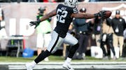 Raiders Blow Big Lead But Hold On to Beat Panthers