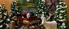 Christmas diorama