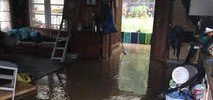 Creek Spills Into Fairfax Home During Massive Storm