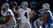 Raiders Top Chargers, Clinch First Playoff Berth Since 2002