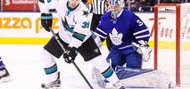 Sharks Rally From Deficit in Third, Beat Leafs in Shootout