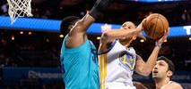 Warriors Avoid Disaster, Escape Charlotte With Win