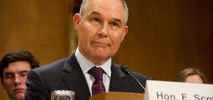 Former EPA Employees Urge Senate to Oppose Scott Pruitt