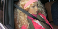 Trooper Pulls Over HOV Violator with Mannequin Passenger