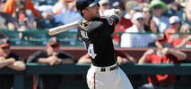 Giants Spring Training: Hill Adds Strong Showing in LF