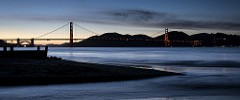 Golden Gate at Sunset 3_27_17