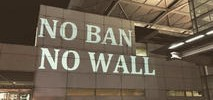'No Ban No Wall' Protest at SFO Challenges New Travel Ban
