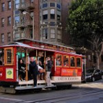 San Francisco: cable car 23