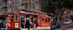 San Francisco: cable car 23