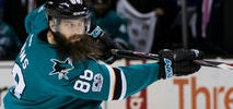 Sharks Rally Late, Stun Rangers in OT to End Skid