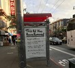 #SubvertTheCity Anti-Ad Campaign Hits SF Bus Shelters