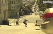 Video: Skaters Endangering Themselves And Others On The Many Hills Of SF