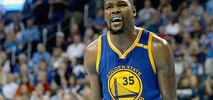 Warriors: No Timetable for Kevin Durant Return After Knee Injury