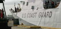 Coast Guard Crew Returns After Seizing $50M in Cocaine