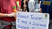 Earth Day, March for Science, child, science teacher,