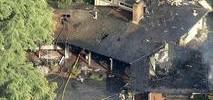Extensive Damage Following House Fire in Los Altos