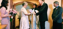 High School Sweethearts Get Married 64 Years Later