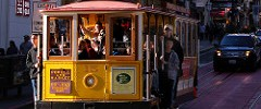 San Francisco: cable car 15