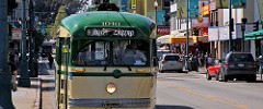 San Francisco: F Line