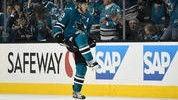 Sharks Explode For 7 Goals While Blanking Oilers in Game 4