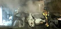 'Suspicious' Fire Engulfs 2 Cars Parked on Driveway, Garage