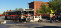 4 Dead, 5 Injured in Bus Crash on Chicago's West Side