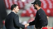 49ers' York Would 'Love' to Have Dinner With Jim Harbaugh