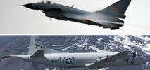Chinese Fighter Jets Intercept US Navy Plane Over Pacific