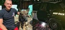 Concord Police Officer Risks Life to Save K-9