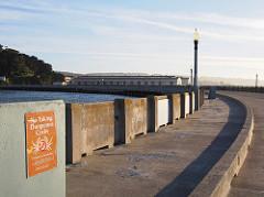 Crabbing Denied at the Pier
