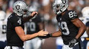 Deeper Raiders Offense May be in NFL's Top Five