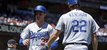 Dodgers Knock Around Cueto, Snap Giants' Win Streak