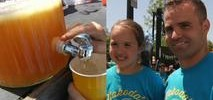 Girl's Lemonade Stand Raises Funds For Diabetes Research