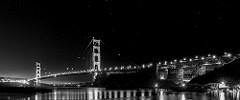 Golden Gate B&W