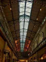 Inside the San Francisco Ferry Building