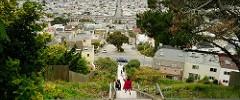 Moraga Street Stairs - Sunset District - 052617 - 04