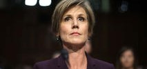 'There Was Nothing Casual' About Flynn Warning: Sally Yates