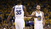 Warriors Hold on to Beat Jazz in Game 2