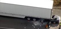 1 Killed When Big Rig, Car Collide on I-680 in Fremont