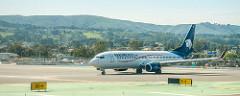 Aeromexico B738 (SFO)