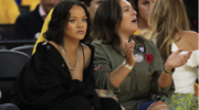 Apple Exec Says He Didn't Yell at Rihanna During NBA Game 1