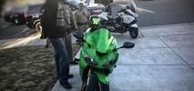 CHP Chopper Captures Motorcycle Rider Smash Driver's Mirror
