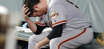Giants Fall Again, Drop Series Against Braves
