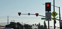 New Traffic Lights in Santa Clara Leave Drivers Baffled