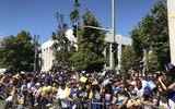 PHOTOS: Dub Nation Celebrates Another Championship